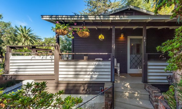 Palisades Canyon Cottage